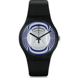 Orologio Swatch Unisex New Gent Microsillon SUON124