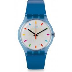 Orologio Swatch Unisex New Gent Color Square SUON125