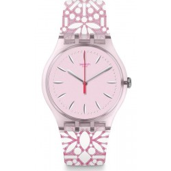 Orologio Swatch Donna New Gent Fleurie SUOP109