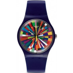 Orologio Swatch Unisex New Gent Color Explosion SUOV101