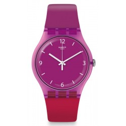 Orologio Swatch Donna New Gent Cherryberry SUOV104