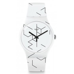 Comprare Orologio Swatch Unisex New Gent Meiro SUOW164