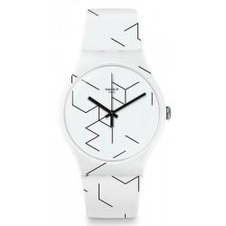 Orologio Swatch Unisex New Gent Meiro SUOW164