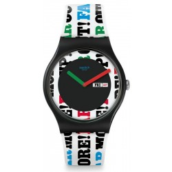 Comprare Orologio Swatch 007 On Her Majestys Secret Service 1969 SUOZ715