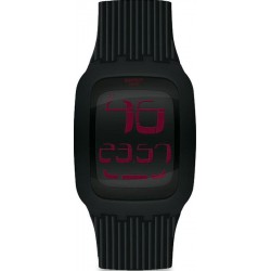 Orologio Swatch Uomo Digital Touch Night SURB102