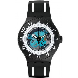 Orologio Swatch Uomo Scuba Libre Feel The Sea SUUB101