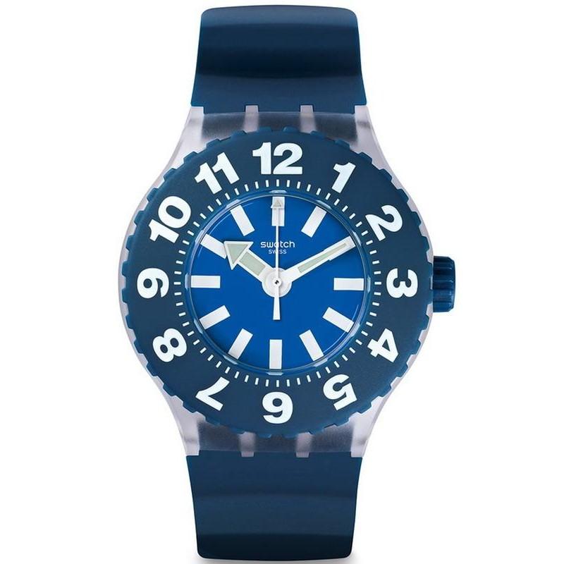 Orologio Swatch Uomo Scuba Libre Die Blaue SUUK112