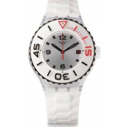 Orologio Swatch Unisex Scuba Libre Blanca SUUK401