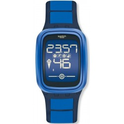 Orologio Swatch Unisex Digital Touch Zero One Subzero SUVN101