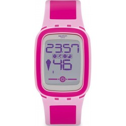 Orologio Swatch Donna Digital Touch Zero One Pinkzero SUVP100