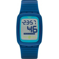 Orologio Swatch Unisex Digital Touch Zero Two Electrozero2 SVQN100