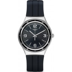 Orologio Swatch Uomo Irony Big Shiny Black YGS132