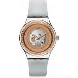 Orologio Swatch Donna Irony Sistem51 Sistem Polaire Automatico YIS415
