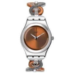 Orologio Swatch Donna Irony Medium Schlängli YLS183G