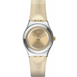 Comprare Orologio Swatch Donna Irony Medium Shiny Star YLS190