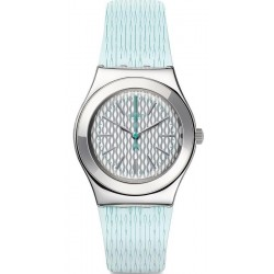 Orologio Swatch Donna Irony Medium Mint Halo YLS193