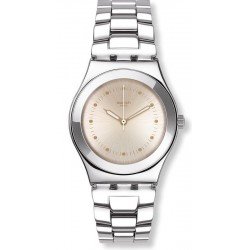 Orologio Swatch Donna Irony Medium Puntagialla YLS197G