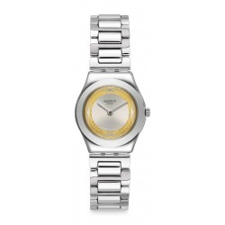 Orologio Swatch Donna Irony Lady Golden Ring YSS328G