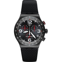 Comprare Orologio Swatch Uomo Irony Chrono Black Is Back YVB403