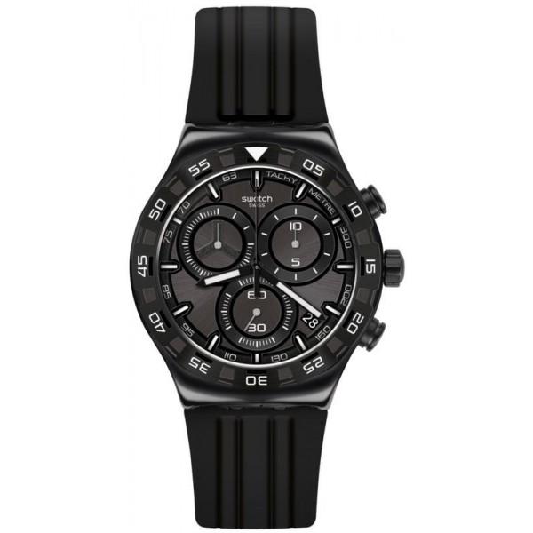 Comprare Orologio Swatch Uomo Irony Chrono Teckno Black YVB409