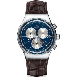 Comprare Orologio Swatch Uomo Irony Chrono Destination London YVS410C