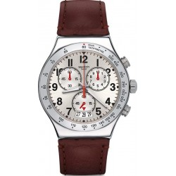 Orologio Swatch Uomo Irony Chrono Destination Roma YVS431