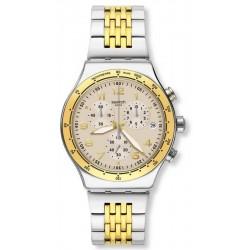 Orologio Swatch Unisex Irony Chrono Casual Chic YVS467G