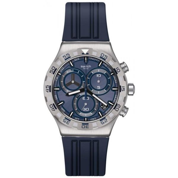 Comprare Orologio Swatch Uomo Irony Chrono Teckno Blue YVS473
