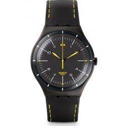 Comprare Orologio Swatch Uomo Irony Big Classic Black Bliss YWB100
