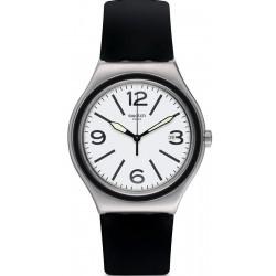 Orologio Swatch Uomo Irony Big Classic Noir Du Soir YWS424