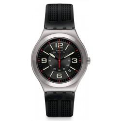 Orologio Swatch Uomo Irony Big Classic Black Grid YWS444