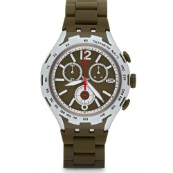 Comprare Orologio Swatch Uomo Irony Xlite Green Attack YYS4022AG Cronografo