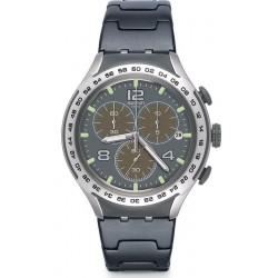 Orologio Swatch Uomo Irony Xlite Shark Attack YYS4027AG Cronografo