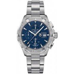 Comprare Orologio Uomo Tag Heuer Aquaracer CAY2112.BA0927 Cronografo Automatico