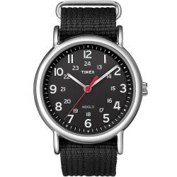 Comprare Orologio Timex Uomo Weekender T2N647 Quartz