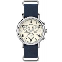 Comprare Orologio Timex Uomo Weekender Chronograph Quartz TW2P62100