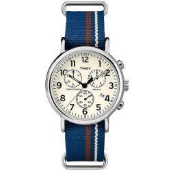 Comprare Orologio Timex Uomo Weekender Chronograph Quartz TW2P62400