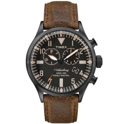 Orologio Timex Uomo The Waterbury Chronograph Quartz TW2P64800
