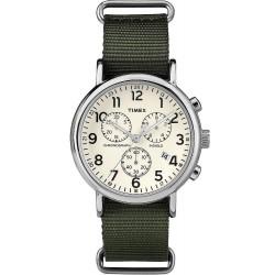 Comprare Orologio Timex Uomo Weekender Chronograph Quartz TW2P71400