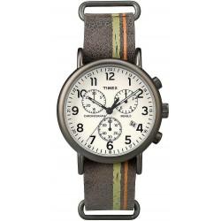 Comprare Orologio Timex Uomo Weekender Chronograph Quartz TW2P78000