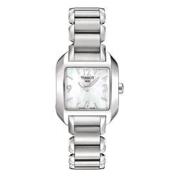 Orologio Donna Tissot T-Lady T-Wave Quartz T02128582