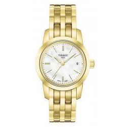 Orologio Donna Tissot Classic Dream T0332103311100 Quartz