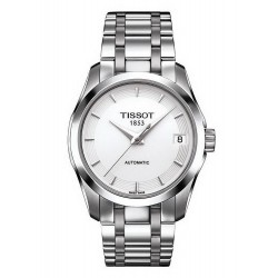 Comprare Orologio Donna Tissot T-Classic Couturier Automatic T0352071101100