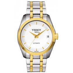 Comprare Orologio Donna Tissot T-Classic Couturier Automatic T0352072201100