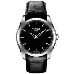 Orologio Uomo Tissot T-Classic Couturier Secret Date T0354461605100