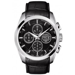Orologio Uomo Tissot Couturier Automatic Chronograph T0356141605102