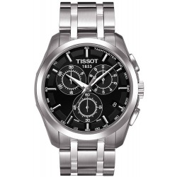 Orologio Uomo Tissot T-Classic Couturier Chronograph T0356171105100