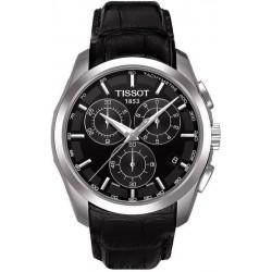Orologio Uomo Tissot T-Classic Couturier Chronograph T0356171605100