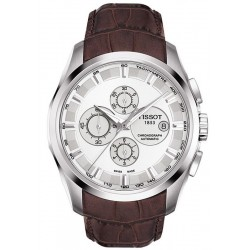 Orologio Uomo Tissot Couturier Automatic Chronograph T0356271603100