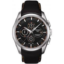 Orologio Uomo Tissot Couturier Automatic Chronograph T0356271605101